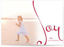 Overflowing Joy Holiday Photo Cards