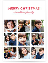 InstaChristmas Holiday Photo Cards