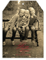 Sweet and Simple Holiday Photo Cards