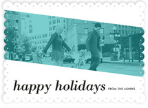 Merry Modern Holiday Photo Cards