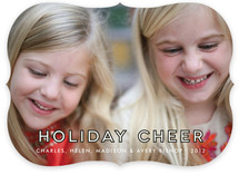 South Congress Holiday Photo Cards