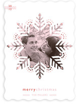 Freshly Fallen Holiday Photo Cards