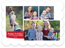 Off the Grid Holiday Photo Cards