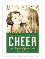 Sending Cheer Holiday Photo Cards