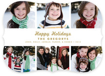 Urbane Holiday Photo Cards