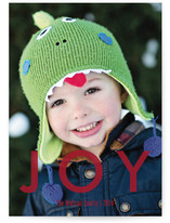 Big Joy Holiday Photo Cards