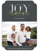 Berry Christmas Holiday Photo Cards