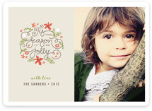 Tis the Season Holiday Photo Cards