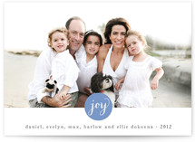 Simply Joy Holiday Photo Cards