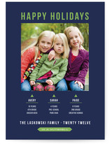 In a Nutshell Holiday Photo Cards