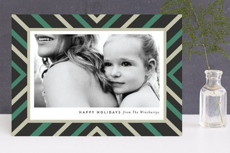 panforte Holiday Photo Cards