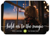 Magical Holiday Photo Cards