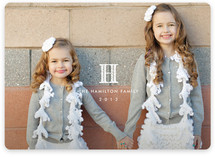 Oxford Holiday Photo Cards