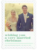 Textbook Holiday Photo Cards