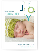 Blessed Joy Holiday Photo Cards