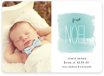 First Noel Holiday Photo Cards