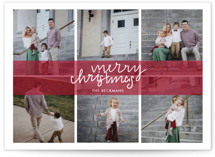 Christmas Grid by Bekah Beckman
