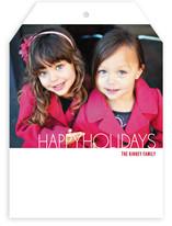 Minima Holiday Photo Cards