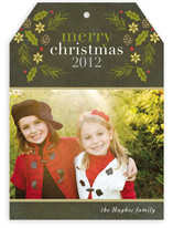 Winter Arbor Holiday Photo Cards