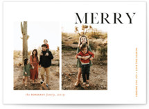 Twice Merry by Mere Paper