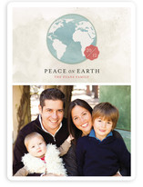 World Wishes Holiday Photo Cards