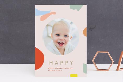 Merryshape Holiday Photo Cards