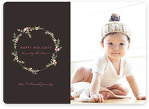 Festoon Holiday Photo Cards