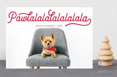 Pawlala Holiday Photo Cards