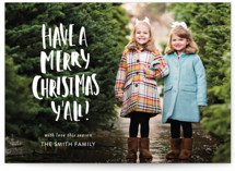 Merry Merry Y'all by Fig and Cotton