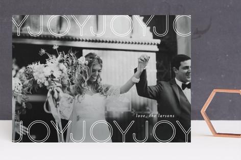 All Around Joy Holiday Photo Cards