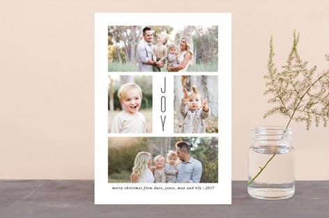 Simply Joy Holiday Photo Cards