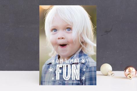 festive + fun Holiday Photo Cards