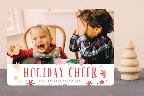 Merry Makers Holiday Photo Cards