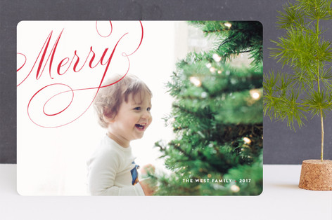 Crosby Holiday Photo Cards