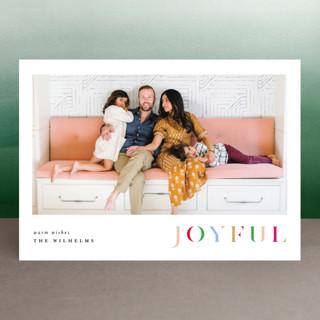 Bresciana Holiday Photo Cards