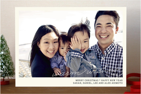 Minted introduces their 2011 holiday greeting card line