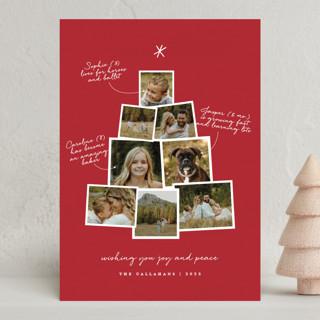 Photo Tree Holiday Photo Cards