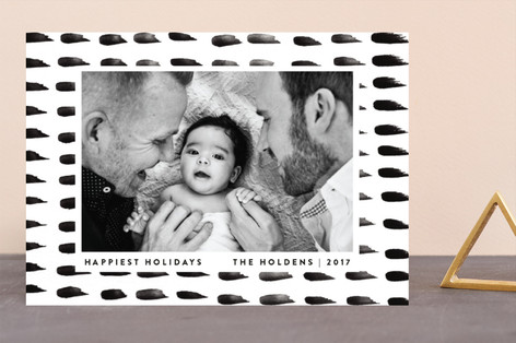 Bold Holiday Photo Cards