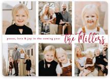 Half Dozen Holiday Photo Cards
