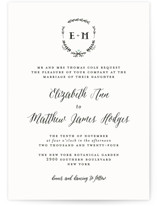 Always Wedding Invitation Petite Cards