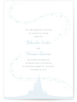 Enchanted Stars Wedding Invitations