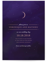 Luna Wedding Invitations
