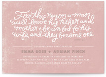 Genesis Wedding Invitations