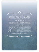 Dive In Wedding Invitations