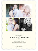 Moments Captured Wedding Invitations