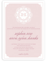 Grand Lace Wedding Invitations