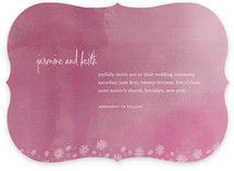 Liberty Floral Wedding Invitations