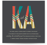 Zambian Wedding Invitations