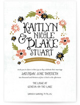 The Fairy Tale Wedding Invitations
