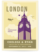 Ello London Wedding Invitations